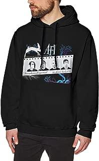 Zblin Mens Hoodie Sweatshirt AFI Band New Cool Style Black