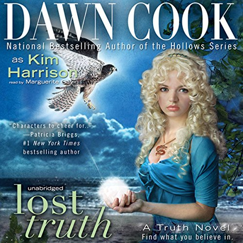Lost Truth audiobook cover art