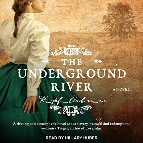 The Underground River audiobook cover art