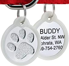 paws for life free dog tag