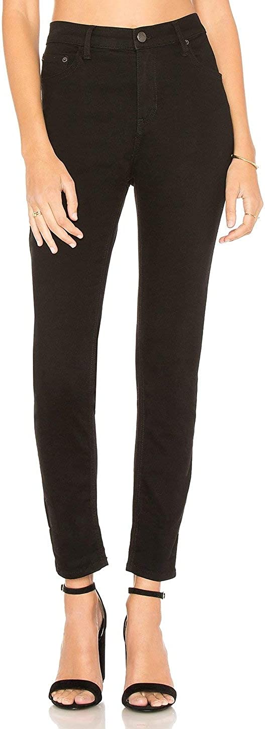 Free People Womens Ankle High-Rise Jeggings