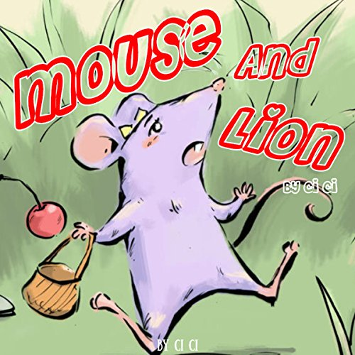 Mouse and Lion audiobook cover art