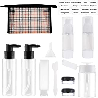 9f0445b88ef5 Amazon.com: x 14 - Refillable Containers / Bags & Cases: Beauty ...