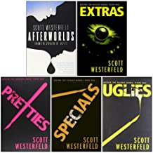 Scott Westerfeld Collection 5 Books Set (Afterworlds, Extras, Pretties, Specials, Uglies)
