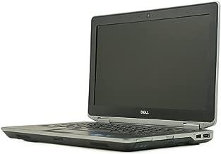 Dell Latitude E6330 13in Notebook PC - Intel Core i7-3520M 2.9GHz 8GB 320GB DVDRW Windows 10 Professional (Renewed)
