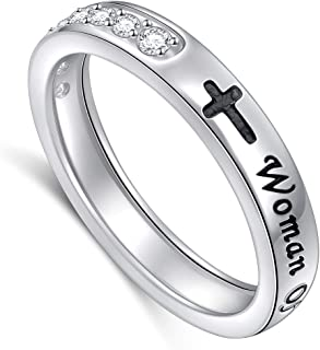 love purity trust ring