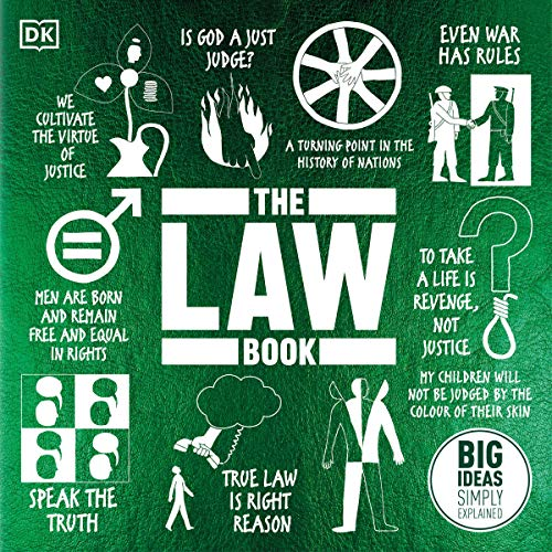 The Law Book Titelbild