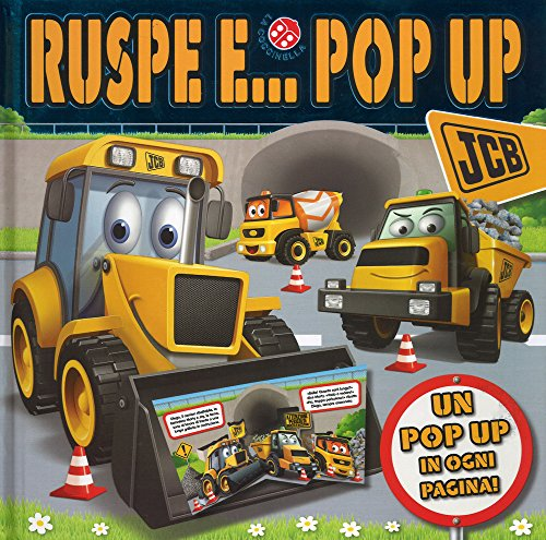 Ruspe e... pop-up. Libro pop-up. Ediz. a colori
