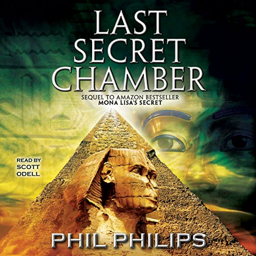 Last Secret Chamber audiobook cover art