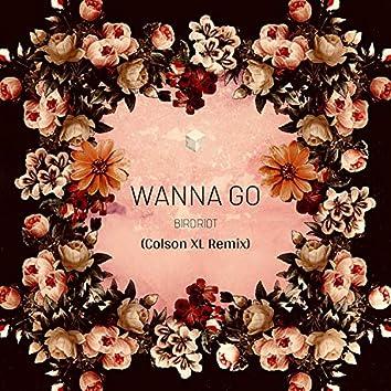 Wanna Go (feat. Colson XL)