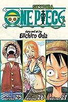 One Piece (Omnibus Edition), Vol. 9: Includes vols. 25, 26 & 27 (9)