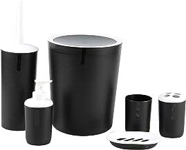 Accessori Per Bagno Colorati.Amazon It Portasapone Liquido Bagno Set Di Accessori Per