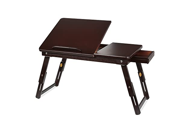 Best study tables for bed | Amazon com