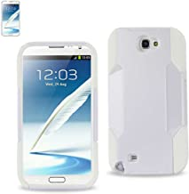 Reiko Cell Phone Case for Samsung Galaxy Note 2 - White