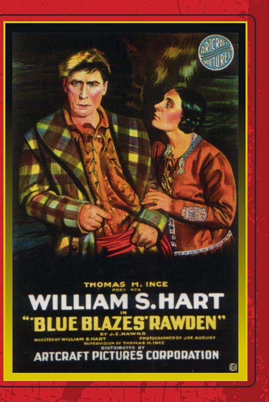 電気技師薄い引くBlue Blazes Rawden [Import] [DVD]