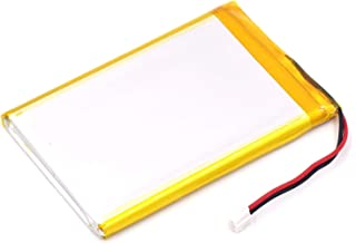 YDL 3.7V 4000mAh 606090 Lipo battery Rechargeable Lithium Polymer ion Battery Pack with JST Connector