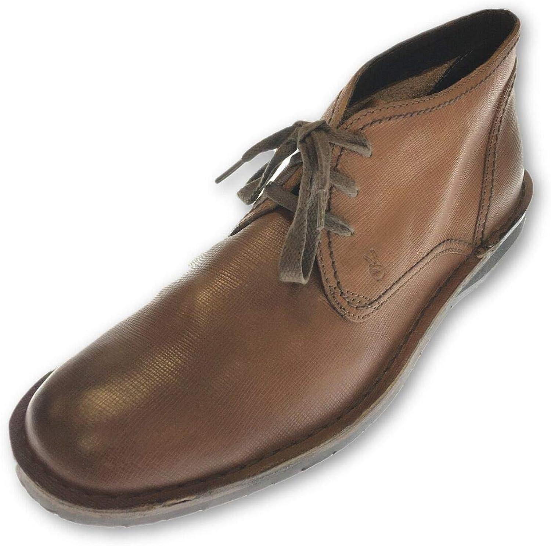 John Varvatos Star USA Hipster Chukka shoes in Brown RRP £174.00