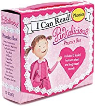 Pinkalicious 12-Book Phonics Fun!: Includes 12 Mini-Books Featuring Short and Long Vowel Sounds (My First I Can Read) PDF