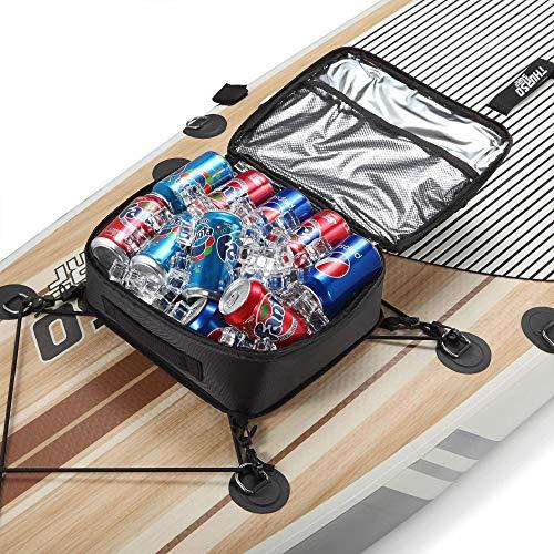 THURSO SURF SUP Deck Bag Paddle Board Cooler Mesh Top Pocket...
