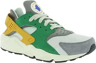 Air Huarache Run SE Men Lifestyle Casual Sneakers New Pine Green - 9