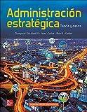 ADMINISTRACION ESTRATEGICA TEORIA CASOS CON CONNECT 12 MESES