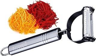 Kitchen Deluxe Julienne Vegetable Peeler Gadget