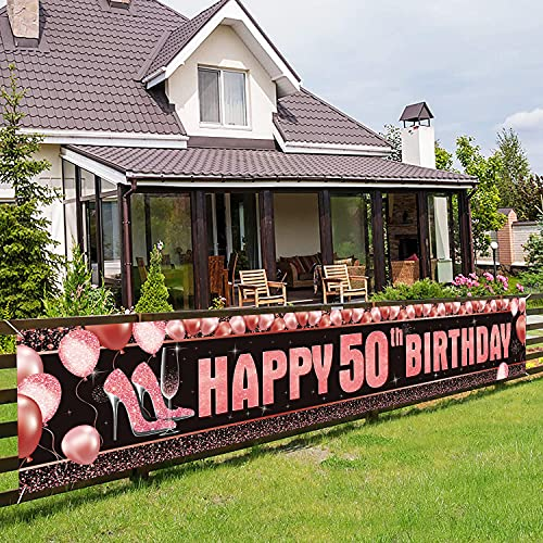 (42% OFF) 50th High Heel Banner $6.95 – Coupon Code