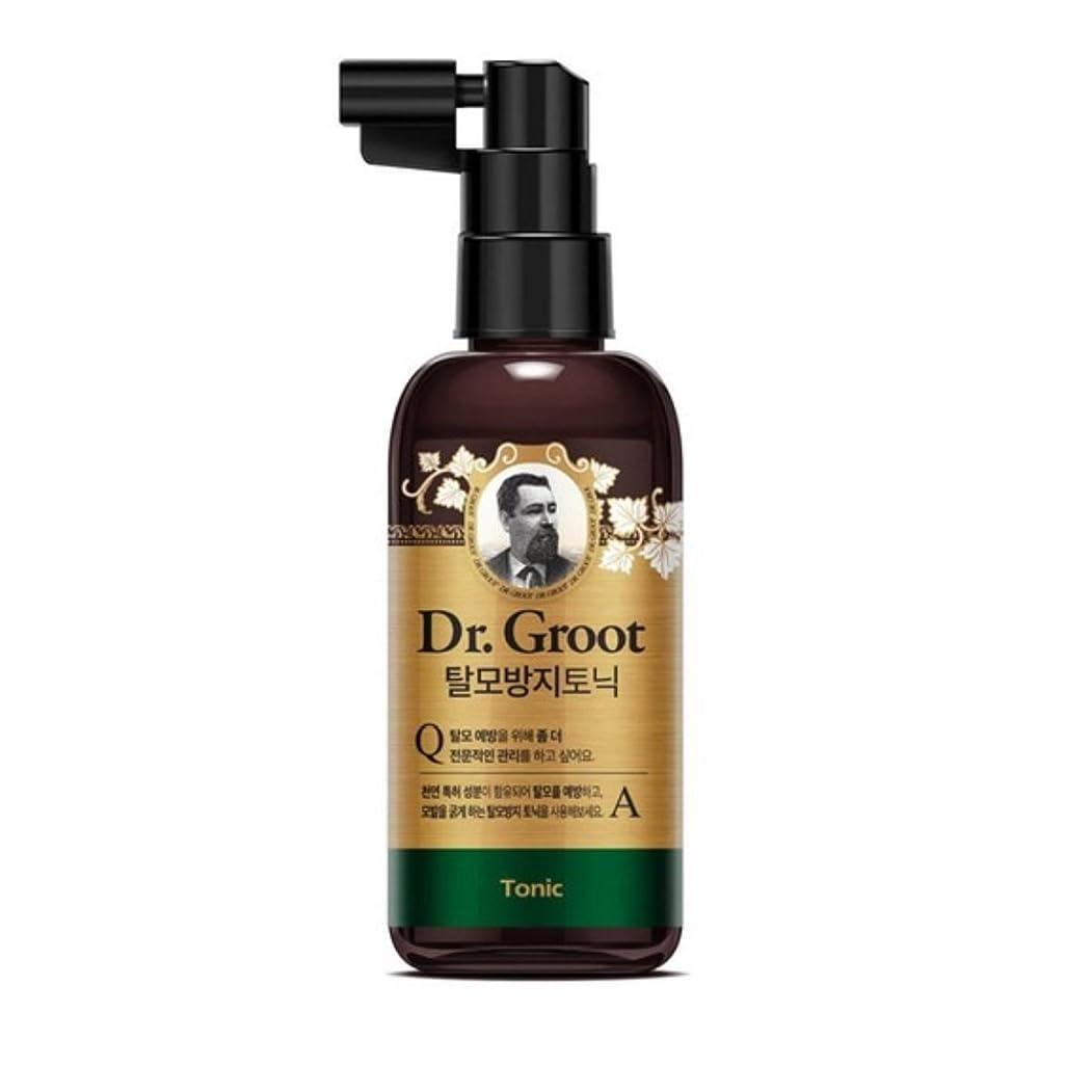 臭い変換する素晴らしい良い多くの【Dr.Groot 】ドクターグルート Dr.グルート 脱毛防止 頭皮用トニック すべてのヘアタイプ用(Anti Hair Loss Scalp Tonic -For all hair type-)