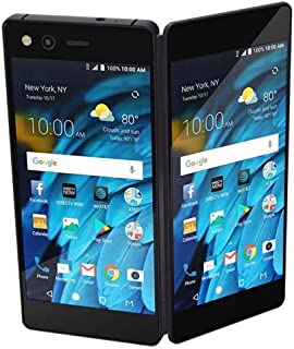 ZTE Axon M Z999 64GB Unlocked GSM Dual-Screen Phone w/ 20MP Camera - Black