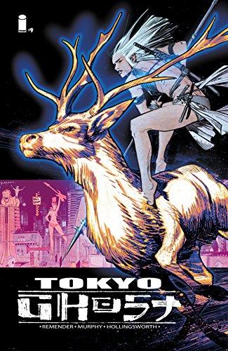 Tokyo Ghost #9 (English Edition)