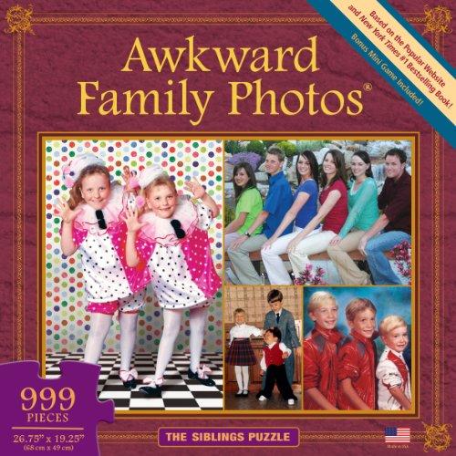 Awkward Family Photos Siblings Puzzle
