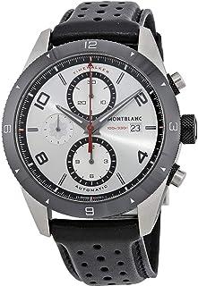 Montblanc - TimeWalker Reloj de Hombre automático 43mm Correa de Cuero 116100