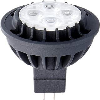 Philips 461582 7MR16/LED/F35/827/DIM/AF2 LED MR16 Dimmable 35-Degree AirFlux Spot Light Bulb: 500-Lumen, 2700-Kelvin, 7-Watt (50-Watt Equivalent), GU5.3 Bi-Pin Base, Soft White, 10-Pack