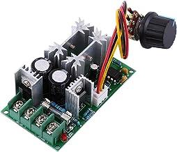 PWM DC Motor Snelheidsregelaar 12V 24V 36V 48V 20A DC Motor Driver Module Hoge Prestaties Stroomregelaar