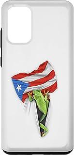 Galaxy S20+ Boricua Rican Proud Taino African Spanish Islander Criollo Case