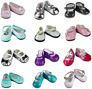 """Beach Sandals Slippers Shoes For 18/""""  Doll Daily Life Acessory To*JA"""