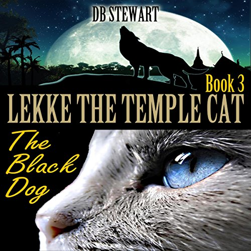 Lekke the Temple Cat audiobook cover art