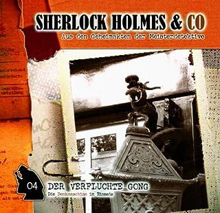 Der verfluchte Gong     Sherlock Holmes & Co 4              Autor:                                                                                                                                 Jacques Futrelle                               Sprecher:                                                                                                                                 Martin Kessler,                                                                                        Norbert Langer                      Spieldauer: 54 Min.     14 Bewertungen     Gesamt 3,9