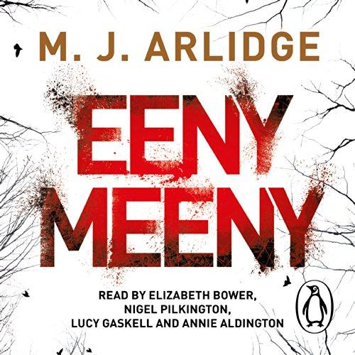 Eeny Meeny audiobook cover art