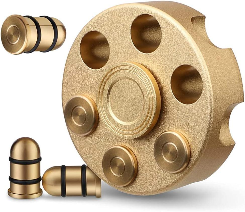 KLFJFD Max 70% OFF Detachable Creative Pure Spinn Max 43% OFF Copper Honeycomb Fingertip