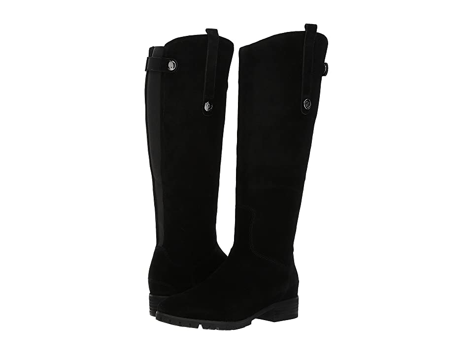 Blondo Pakita Waterproof Boot (Black Suede) Women