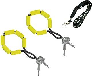 personalized boat key floats