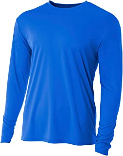 Men's Cooling Performance Crew Long Sleeve Tee