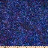 Hoffman 0765849 Bali Batik Square Dot Fabric Stoff,
