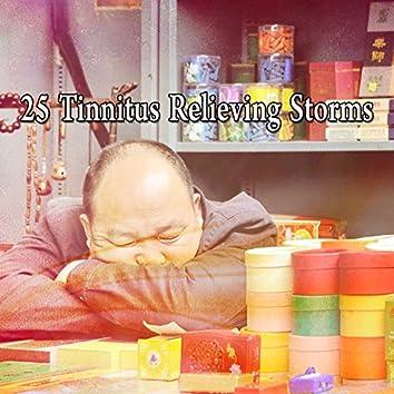 25 Tinnitus Relieving Storms