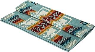 [ ペンドルトン ] Pendleton フェイスタオル アイコニック ジャガード ハンドタオル XB219 チーフジョセフ アクア (51128) Iconic Jacquard Towels-Hand 51128 Chief Joseph ...