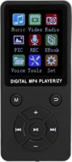 $29 » Kun1995 MP4 Player LED Display MP4 Player Lightweight,for Sports,for Home,for Listening to Music