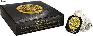 Mariage Freres - LOVE STORY (NEW!) (TB9865) - 30 Muslin Tea Sachet / bags