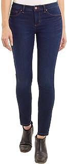 Jones New York Women's Essex Skinny Mid-Rise Jeans