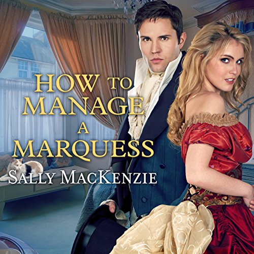 How to Manage a Marquess audiobook cover art